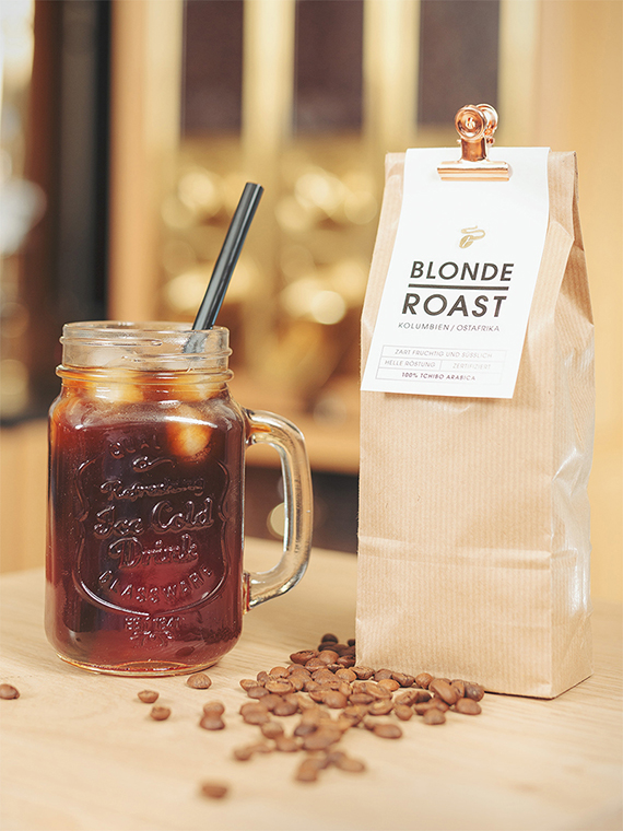 BLONDE Cold Brew